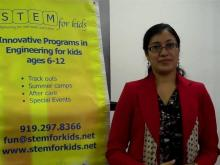 Moni Singh of STEM for Kids