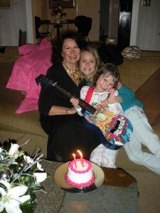 Amanda Lamb's mom celebrates her birthday