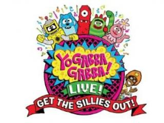 Yo Gabba Gabba! LIVE!: Get the Sillies Out! stops in Raleigh on Feb. 18.
