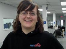 TechShop's Jenny Luper