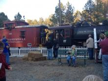 New Hope Valley Railway Santa Train