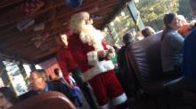 New Hope Valley Railway Santa Train