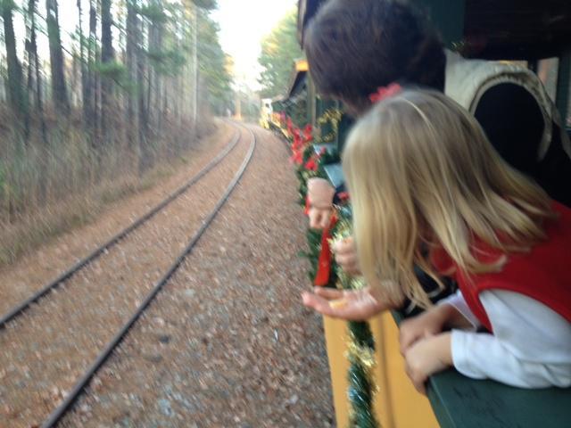 New Hope Valley Santa Train
