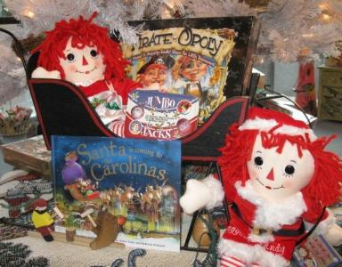 Gift ideas for kids from the N.C. Museum of History in Raleigh
