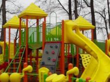 Walltown Park playground