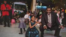 Father Daughter Dance on Saturday, February 2, 2013