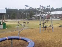 Playground at Clayton Community Park