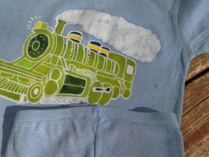 Pajamas made by KC Batik http://www.facebook.com/KcBatik