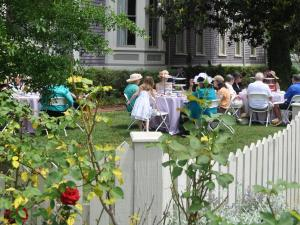Oakwood Tea and Garden Tour