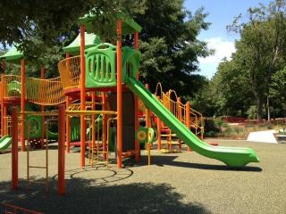 New playground at Millbrook Exchange Park