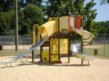 Millbrook Exchange Park playground