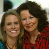 Amanda Lamb with mom