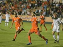 Carolina RailHawks at WakeMed Soccer Park