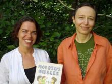 Yelena McManaman and Maria Droujkova of Moebius Noodles