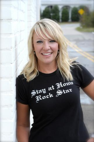 Cary Heise of Social Butterflies NC, Stay at Home Rock Star and Vend Raleigh