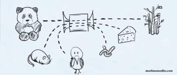 Function Machines illustration. Courtesy: Moebius Noodles