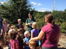 Storytime at Prairie Ridge Ecostation