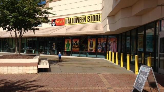 Spirit Halloween store at Pleasant Valley Promenade