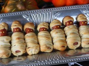 Mummy dogs. Courtesy: Lil Chef
