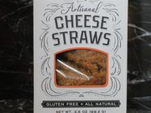 Five Points Baking Co. cheese straws