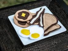 Felt breakfast by Jessica Hipp Designs