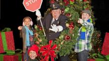 Frosty the Snowman plays at the Duke Energy Center for Performing Arts