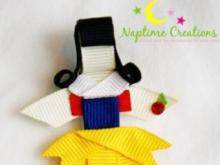 Snow White clip from Naptime Creations