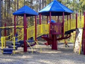 Honeycutt Park playground