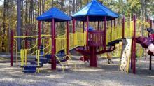 IMAGE: Playground Review: Honeycutt Park