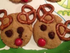 Rein-Dear Cookies