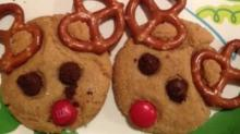 IMAGE: Holiday Recipe: Rein-Dear Cookies