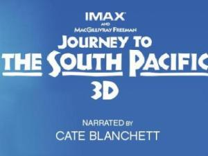 """Journey to the South Pacific"" is playing at Marbles' IMAX theater."