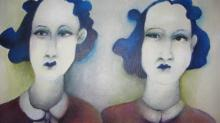 Exhibit about sisters on view at 311 West Martin Street Gallery & Studios