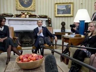 Raleigh mom Felicia Willems had the opportunity to meet in the Oval Office with President Obama and Michelle Obama.