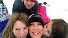 IMAGES: Lynda Loveland: Snow day