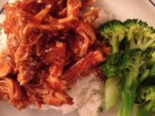 Slow cooker sesame chicken