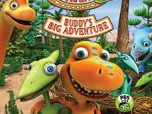 Dinosaur Train Live! Buddy's Big Adventure, a live show based on the popular PBS Kids series that explores a time when dinosaurs roamed the earth and, of course, also rode in trains, will make a stop in Raleigh this month.