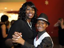Mother-Son Valentine Ball