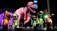 Dinosaur Train Live stops at the Duke Energy Center Feb. 28 to March 2