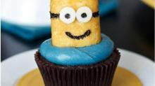 IMAGE: Recipe: Despicable Me Minion Cupcakes