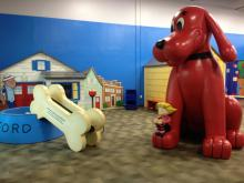 Kidzu Children's Museum's digs at University Mall in Chapel Hill are about three times the size of its old home on Franklin Street.