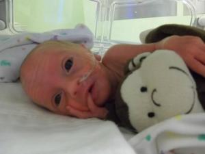 Juliet Vines at birth