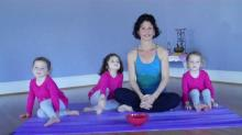 IMAGE: Yoga for Kids: Happy rocks, bedtime routines