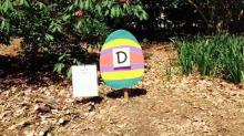 IMAGE: Destination: Spring egg hunt at JC Raulston Arboretum