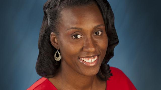 Kianey Carter, WRAL-TV morning news producer, Go Ask Mom blogger