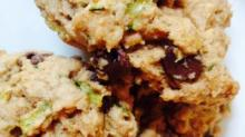 IMAGE: Recipe: Zucchini chocolate chip cookies
