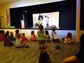 Forest Moon Theater, Wake Forest's community theater, performs regular interactive children's shows at the Renaissance Centre.