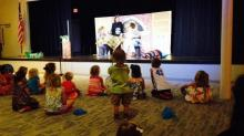 Forest Moon Theater performs at the Renaissance Centre in Wake Forest