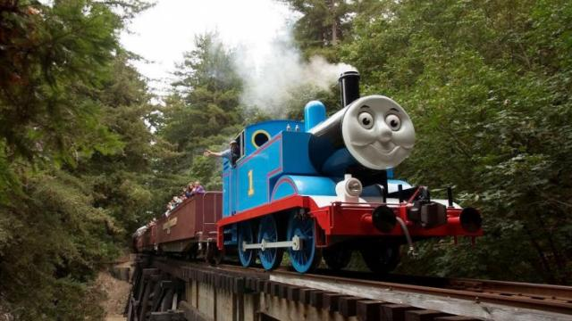 Courtesy: Tweetsie Railroad in Blowing Rock