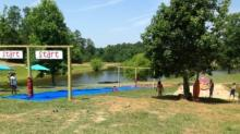 IMAGE: Three Bears Acres adds water play